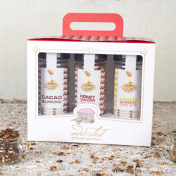 Sweet Granola Gift Box of 3
