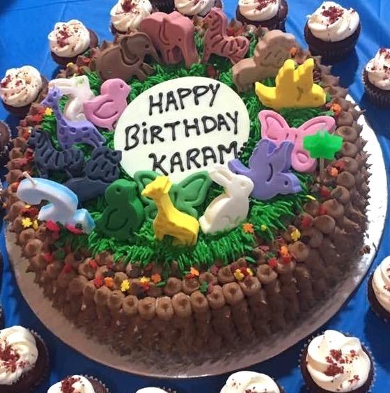 Baby Animals Cake - Addicted